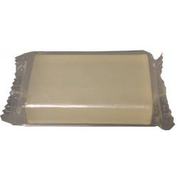 700118 - #3 Clear Soap with clear wrapper (vegetable based)