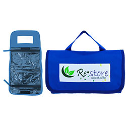 700343 - TOILETRY BAG- 2 POCKET