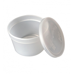 715643 - DENTURE CUP CLEAR