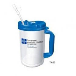 719801 - 20 oz. Thermo Mug - Printed with graduations - Call for custom imprint
