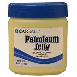 810153 - 4 oz. Tub of Petroleum Jelly