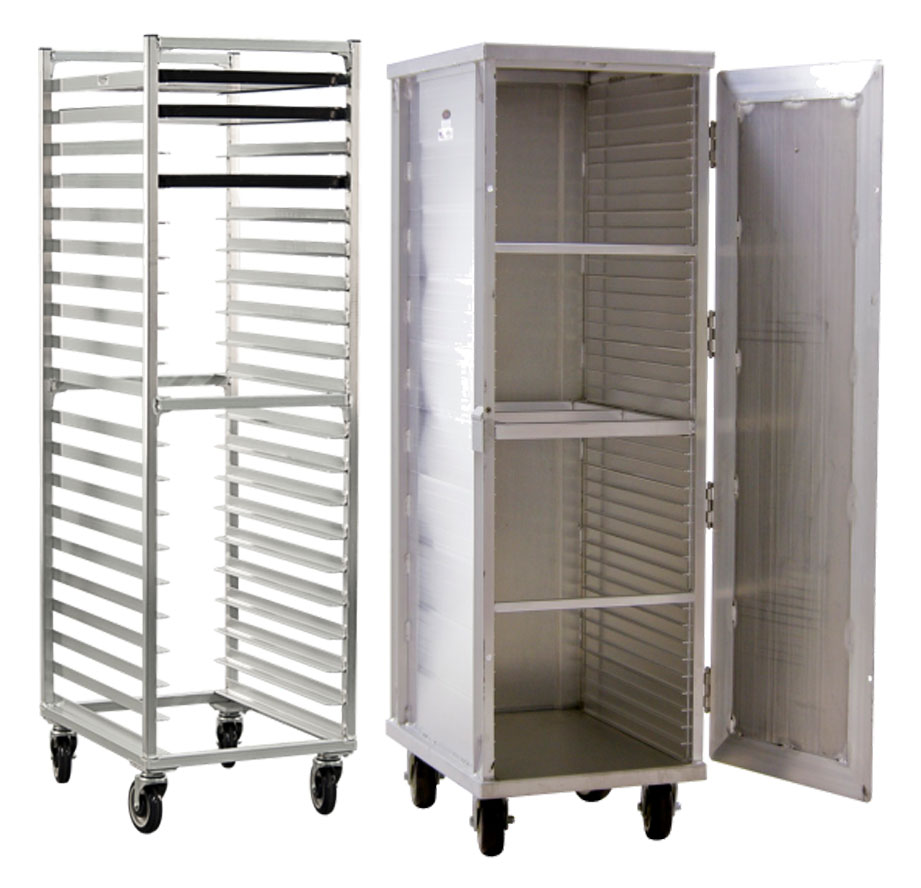 JZ Pan Racks