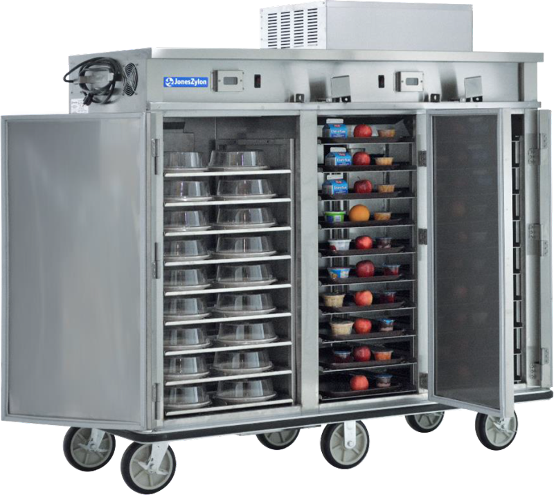 Joneszylon Company Heated And Refrigerated Meal Delivery