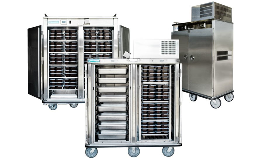 JonesZylon Dual Temp Meal Delivery Carts Corrections Industry