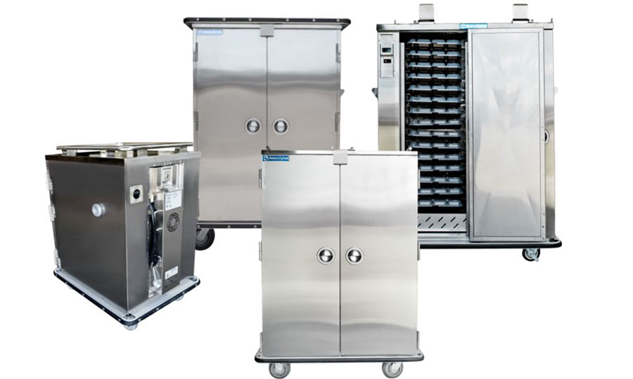 JonesZylon Heated Meal Delivery Carts Corrections Industry
